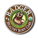 Logo Badger bij Bio Amable