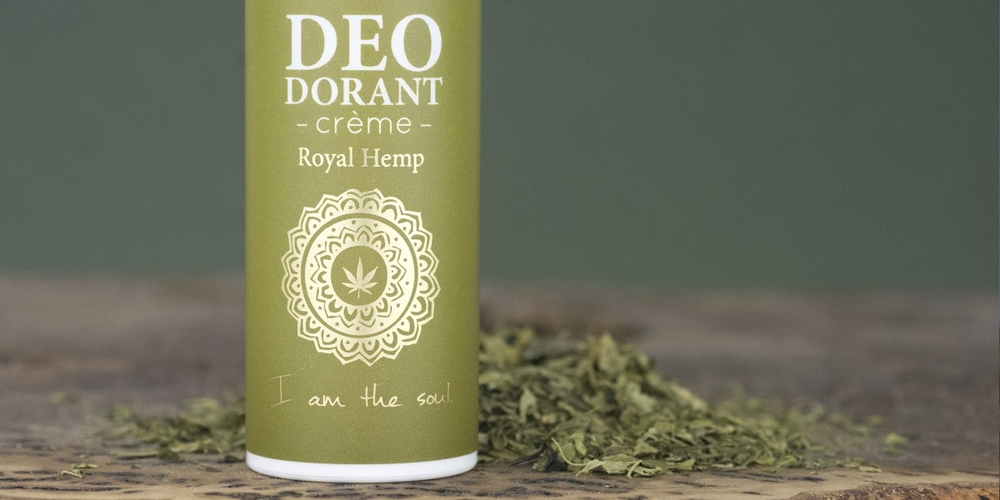 The ohm cream deo Royal Hemp