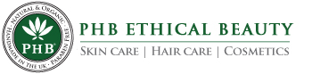 Logo PHB Ethical Beauty bij Bio Amable