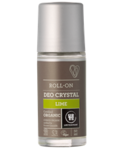 Deodorant Crystal Roll On: Lime