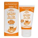 Baby zonnebrandcrème SPF 50
