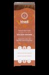 Golden Brown | Plantaardige haarkleuring