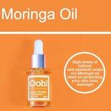 Ooh! Oils Of Heaven - Natural Organic Anti-Oxydant Moringa Face Oil 30ml_