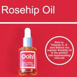 Ooh! Oils Of Heaven - Natural Organic Nourishing Rosehip Face Oil 30ml_