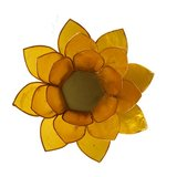 Sfeerlichtje geel | Zonnevlecht Chakra