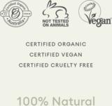 Organic   Vegan   Cruelty Free