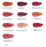Kleuren lipstick van Lavera