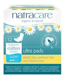 Natracare - Maandverband Super Met Vleugels / Natural Ultra Pads Super_