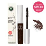 PHB Ethical Beauty - Natural All-In-One Mascara Bruin_
