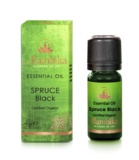 Organic black spruce oil