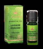Alambika - Etherische olie: Lavender Highland Biologisch Gecertificeerd 10 ml_