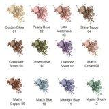 Lavera - Beautiful Mineral Eyeshadow: Golden Copper 25_