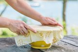 Afdekken met bijenwasdoeken