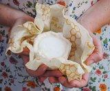 Bijenwasdoeken set van 3