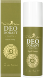 The Ohm Collection - DEOdorant Creme: Royal Hemp_