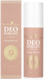 DEOdorant Creme: Orange Blossom