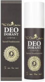 The Ohm Collection - DEOdorant Creme: Sacred Frankincense_