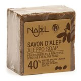 Najel - Aleppo Zeep: Pure Olive Soap 40% Laurier_