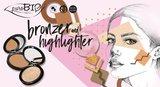 Purobio bronzers, en highlighters