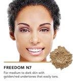 INIKA - Loose Mineral Foundation SPF 25: Freedom_