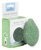 Skoon Natural Cosmetics - Konjac Spons: Green Tea_