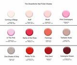 Kleuren nagellak van Glossworks