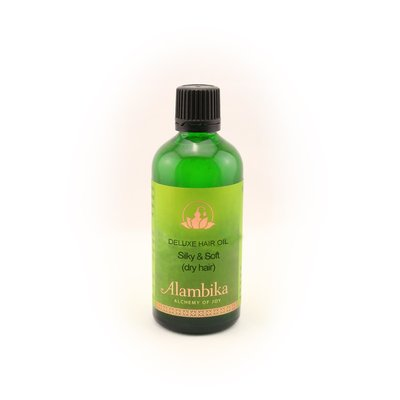 Alambika - Haarolie: Silky & Soft