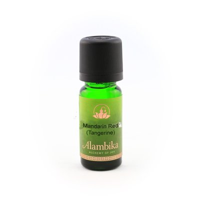 Alambika - Etherische olie: Mandarine Red