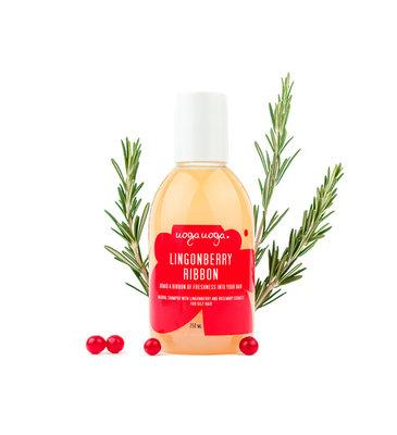 Uoga Uoga - Lingonberry Ribbon Shampoo Vegan