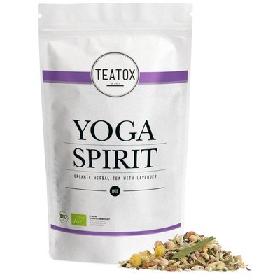 Teatox - Refill Biologische Losse Thee: Yoga Spirit