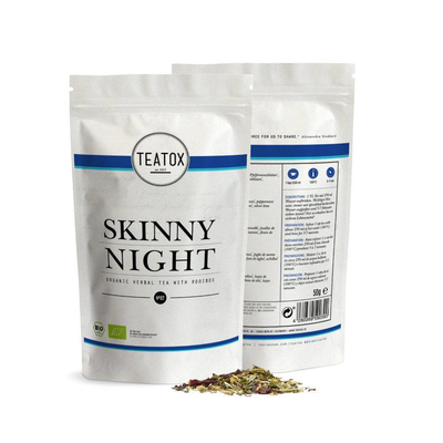 Teatox - Refill Biologische Losse Thee: Skinny Night