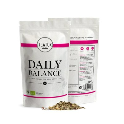 Teatox - Refill Biologische Losse Thee: Daily Balance