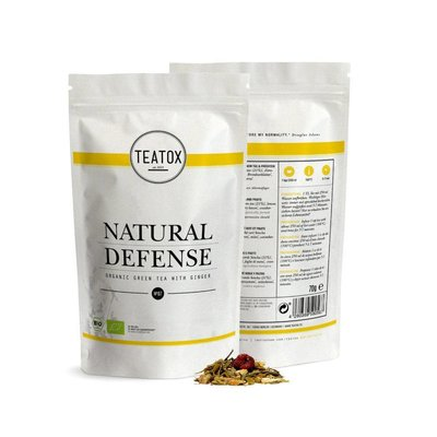 Teatox - Refill Biologische Losse Thee: Natural Defense