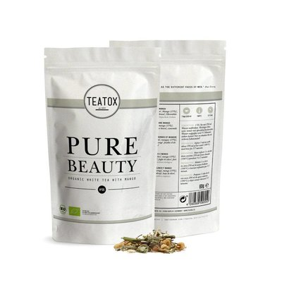 Teatox - Refill Biologische Thee: Pure Beauty