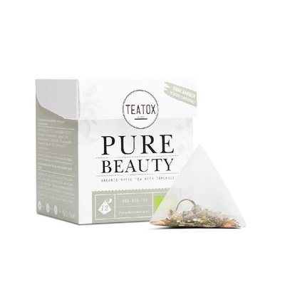 Teatox - Biologische Teabags: Pure Beauty