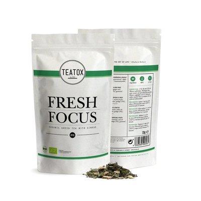 Teatox - Refill Biologische Losse Thee: Fresh Focus