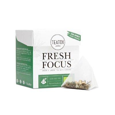 Teatox - Biologische Teabags: Fresh Focus