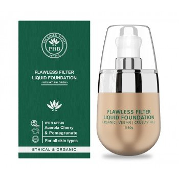 PHB Ethical Beauty - Liquid Foundation SPF 30 - 6 Shades