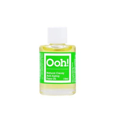 Ooh! Oils Of Heaven - Natural Cacay Anti-Aging Face Oil 15ml