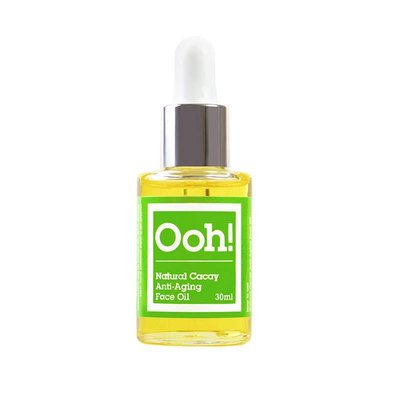 Ooh! Oils Of Heaven - Natural Cacay Anti-Aging Face Oil 30ml