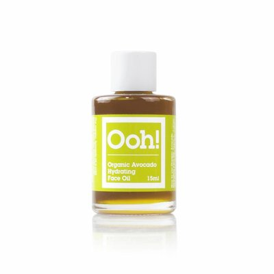 Ooh! Oils Of Heaven - Natural Organic Hydrating Avocado Face Oil 15ml