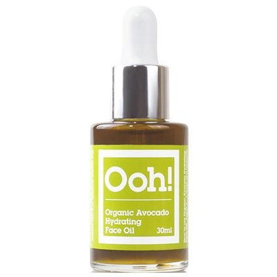 Ooh! Oils Of Heaven - Natural Organic Hydrating Avocado Face Oil 30ml