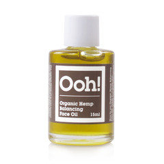 Ooh! Oils Of Heaven - Natural Organic Balancing Hemp Face Oil 15ml