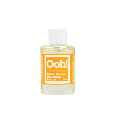 Ooh! Oils Of Heaven - Natural Organic Anti-Oxydant Moringa Face Oil 15ml