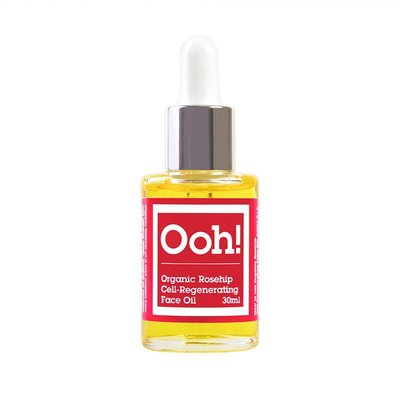 Ooh! Oils Of Heaven - Natural Organic Nourishing Rosehip Face Oil 30ml