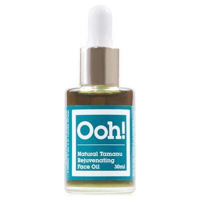 Ooh! Oils Of Heaven - Natural Rejuvenating Tamanu Face Oil 30ml