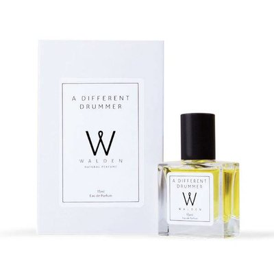 Walden Natural Perfume - A Different Drummer Purse Spray 15 ml