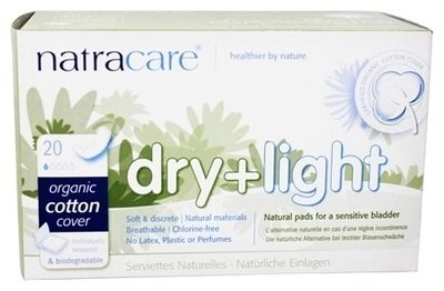 Natracare - Incontinentieverband Dry & Light 20