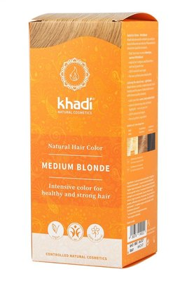 Khadi - Hair Colour: Medium Blond