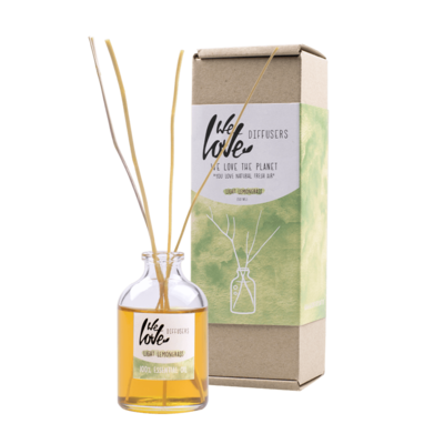 We Love The Planet - Diffuser: Light Lemongrass